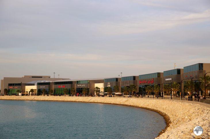 The Avenues Mall, Bahrain.