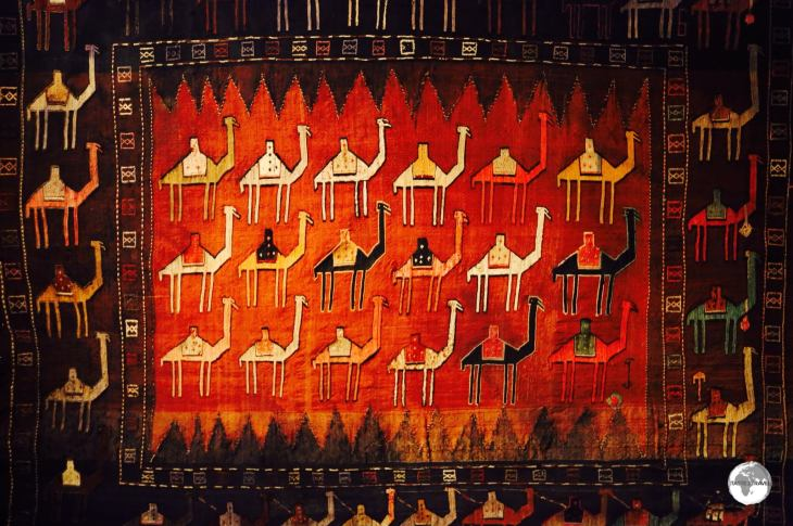 Azerbaijan Travel Guide: Azerbaijan Carpet Museum.