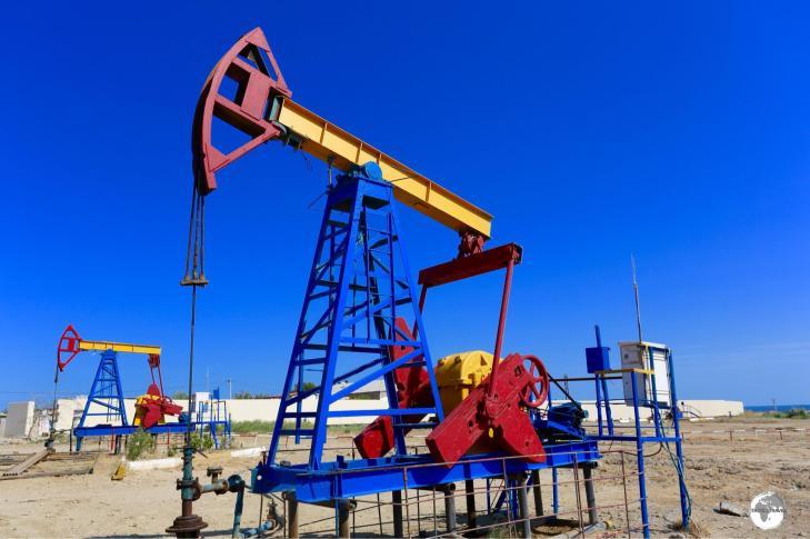 Oil is the #1 export of Azerbaijan.