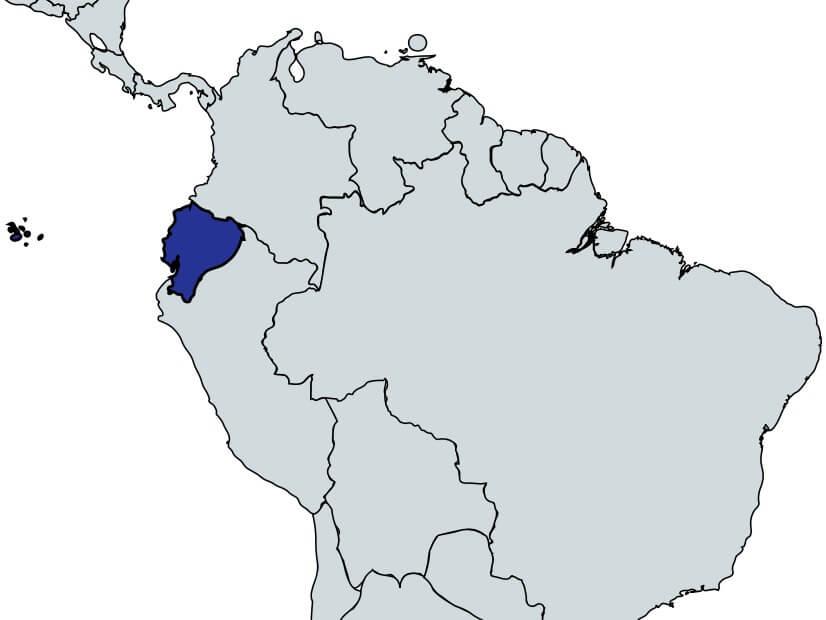 Travel Quiz 18: Which Country? Ecuador