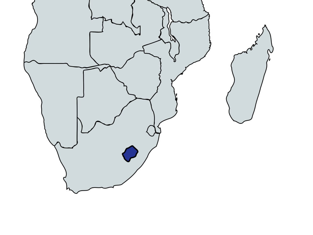Travel Quiz 18: Which Country? Lesotho