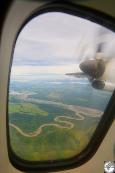 Due to a rugged terrain and a lack of infrastructure, most places are accessed by air.