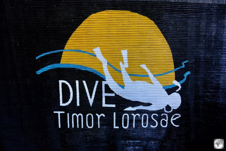 While in Timor-Leste, I did two dives with the excellent Dive Timor Lorosae.