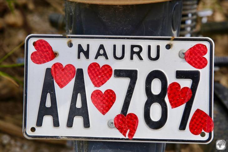 Have to love wonderful Nauru!