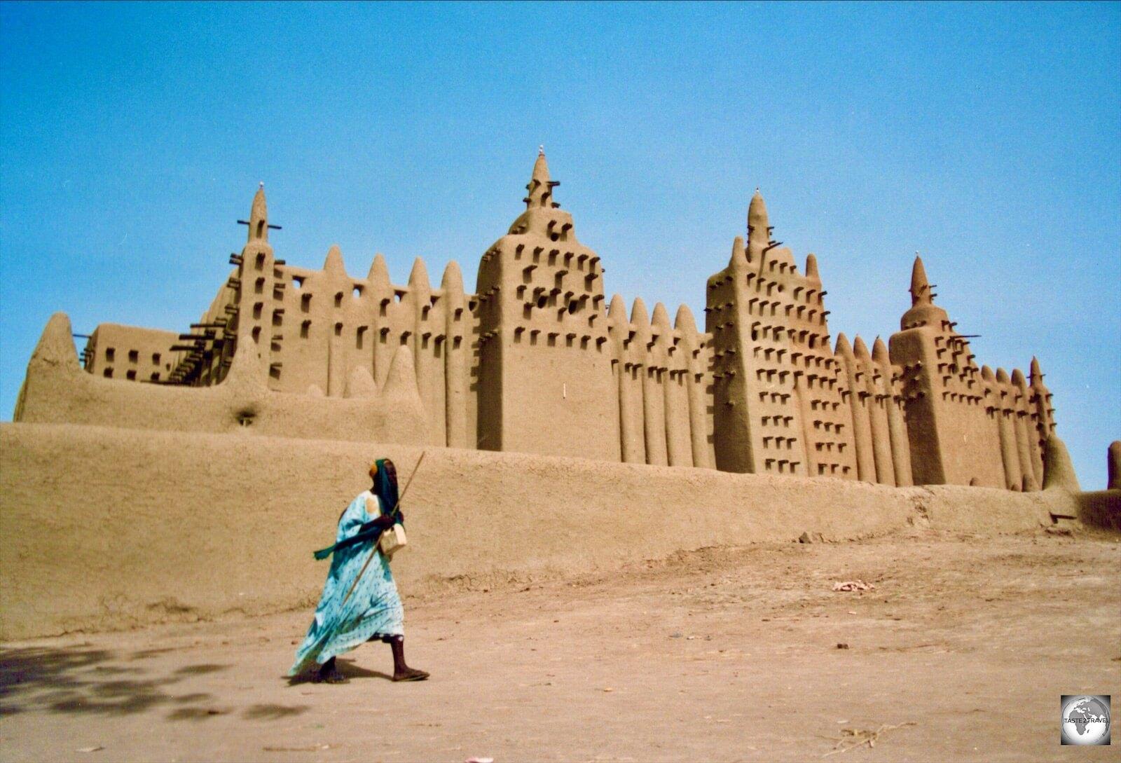 Mali: Mosque of Djenne