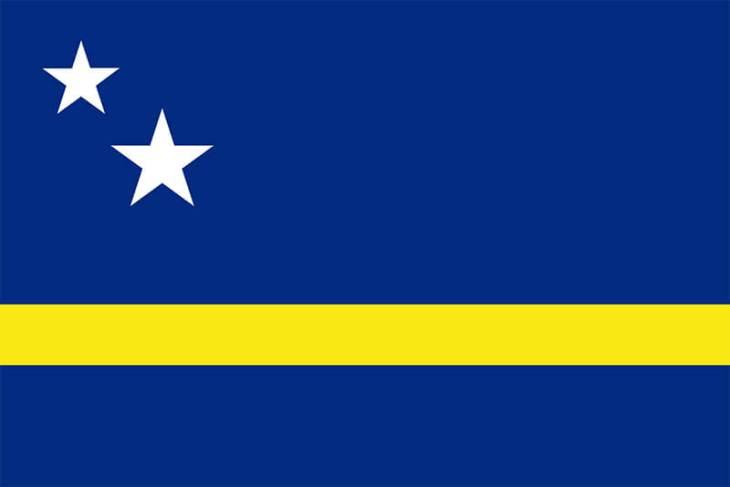 Curaçao Flag.