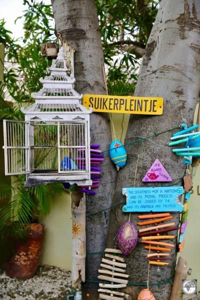 De Suikertuin Cafe Aruba
