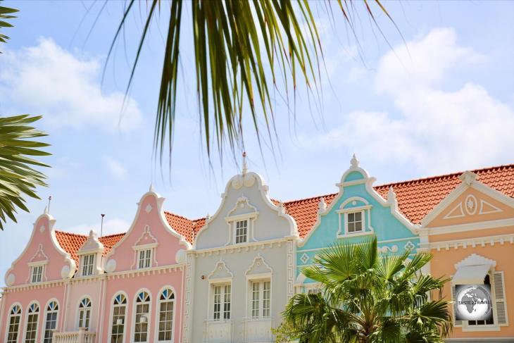 Dutch-style Architecture Aruba