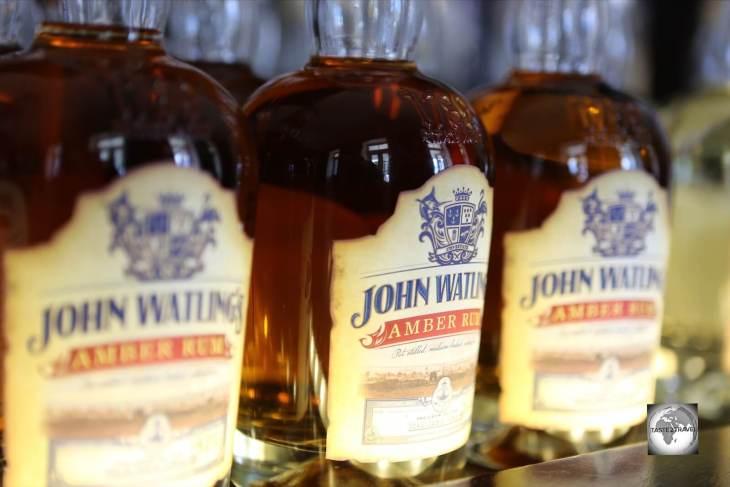 John Watlings Rum Nassau