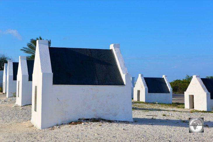 Slave Huts, Bonaire.
