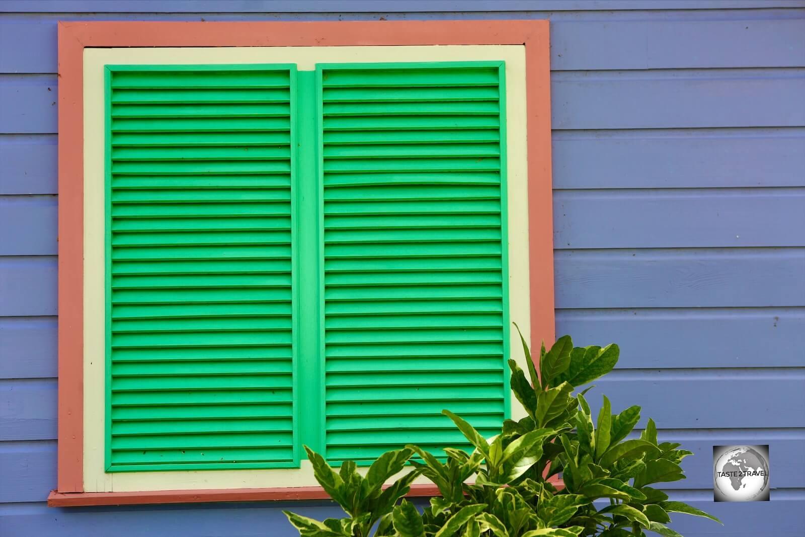 Violet Chattel House, Barbados.