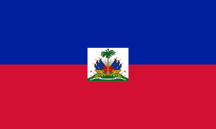 Haiti Flag.