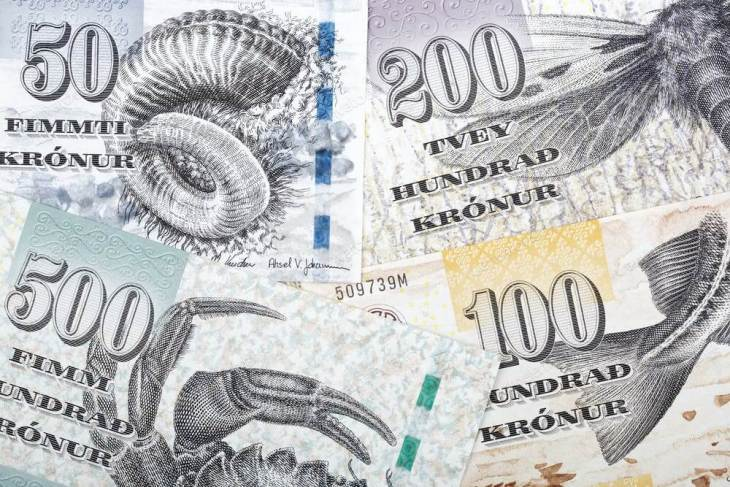 Faroe Islands Krona bank notes are works of art.