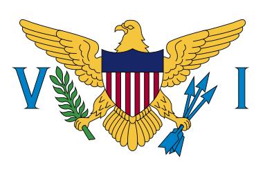 Flag of USVI.