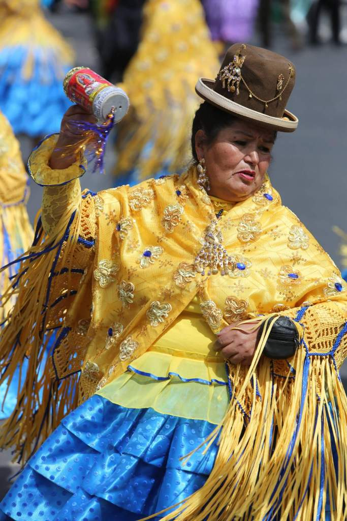The 'Fiesta de la Virgen de Guadalupe', is a weekend-long party which takes over the, usually sleepy, streets of Sucre, the refined, constitutional capital of Bolivia.