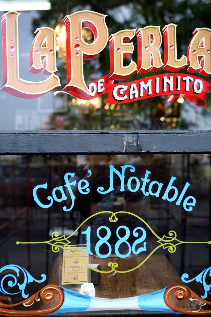 The 'La Perla de Caminito' bar has been an important part of the social scene in Buenos Aires' colourful La Boca neighbourhood for more than 80 years.