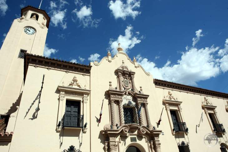 Founded by the Jesuits in Cordoba, Argentina in 1687, Monserrat College is a prestigious college preparatory high school in Córdoba, Argentina.