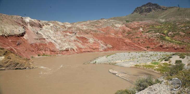 Views of Patagonia from Ruta 40, Argentina.