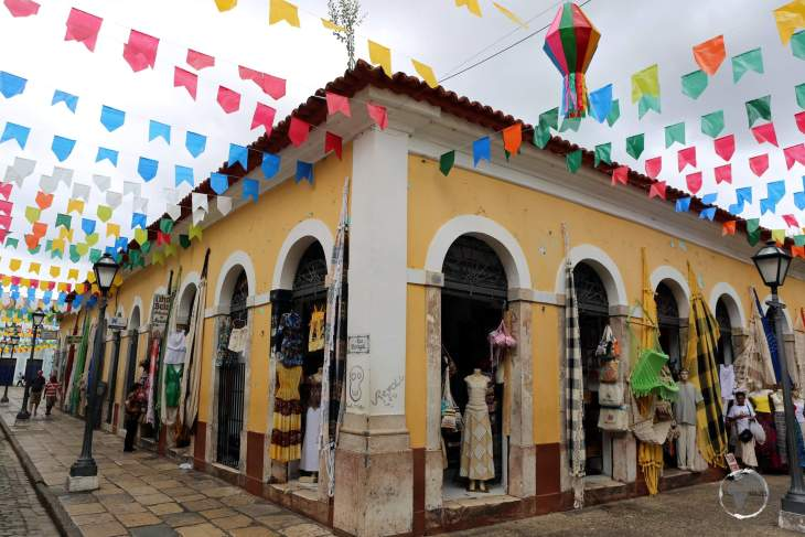 Originally settled by the French in 1612, historic São Luís, the capital of Maranhão state, was named a UNESCO World Heritage Site in 1997.
