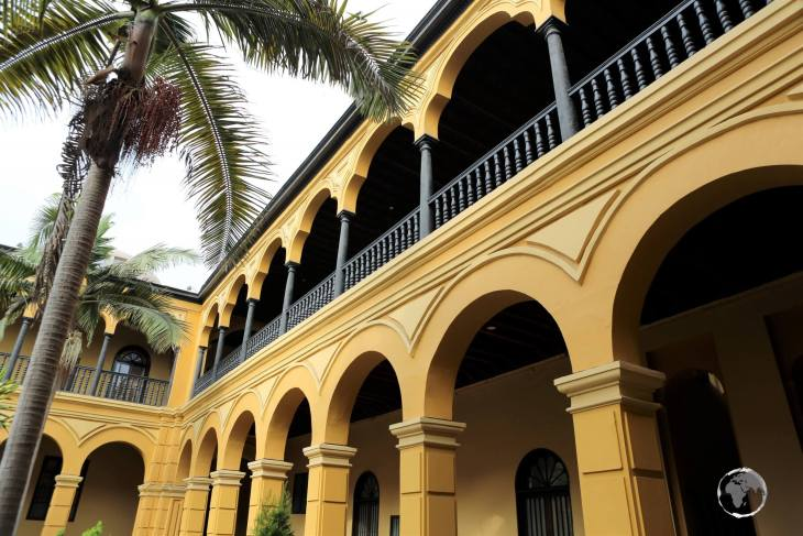 Founded in the 1530s, at the time Lima was first established, the Convento Santo Domingo in Lima is a highlight of the old town.