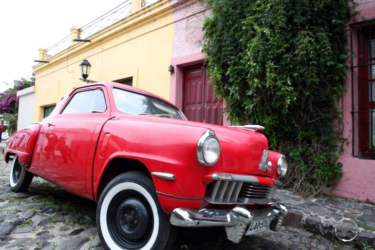 One of the oldest towns in Uruguay, historic Colonia del Sacramento was founded in 1680 by the Portuguese.