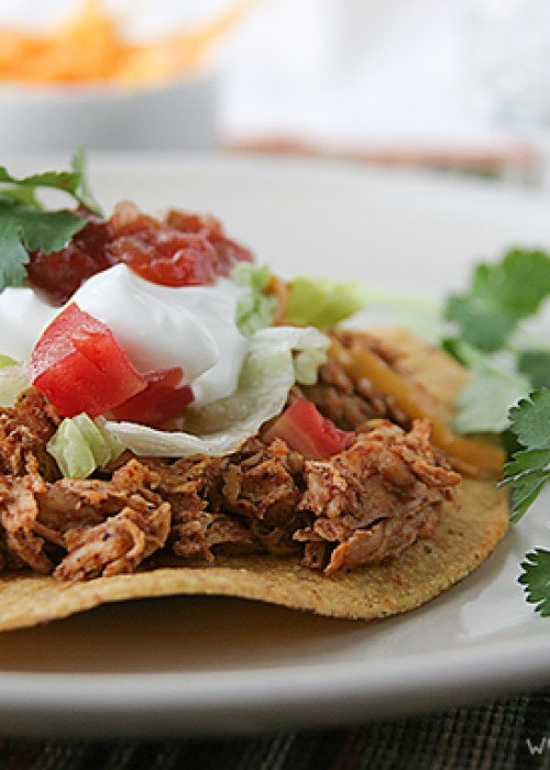 https://i1.wp.com/www.tasteandtellblog.com/wp-content/uploads/2012/03/Slow-Cooker-Chicken-Tostadas-recipe-taste-and-tell-1.jpg?resize=500%2C700