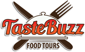 Taste Buzz Food Tours Logo