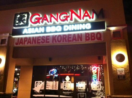 Gangnam Asian BBQ