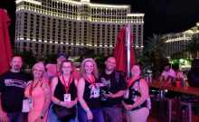 Las Vegas Tour with Foodie Group