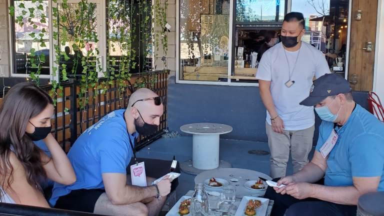 Tastings at Makers LVTaste Buzz Vegas Food Tours