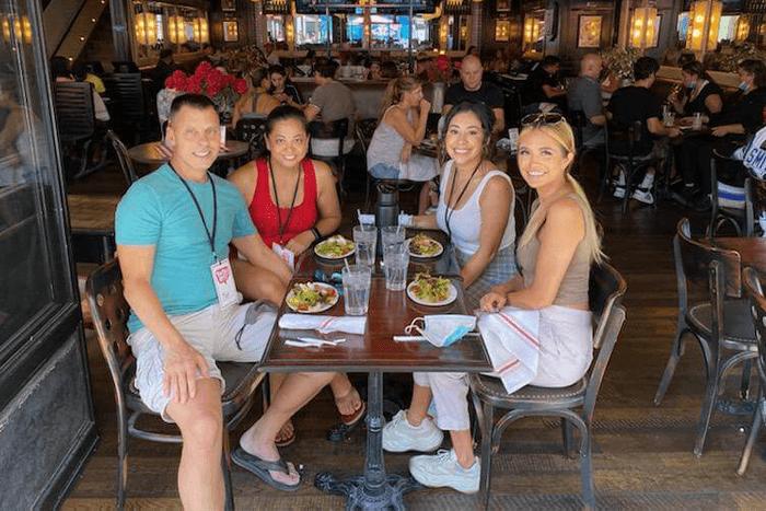 family friendly food tour
