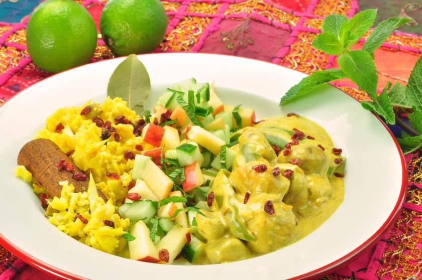 Kodava _mushroom_curry _with_coconut_milk