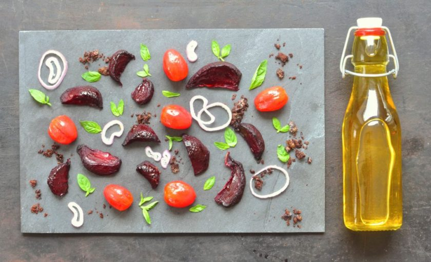 Rode biet-tomaatsalade_Malmö_cooking_5