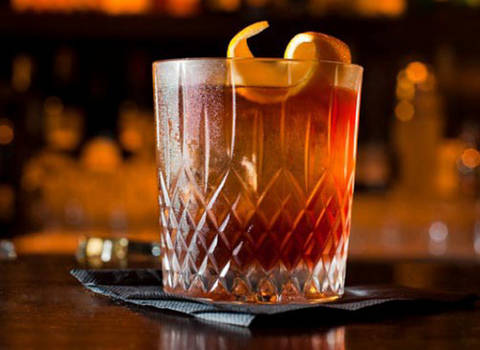 The Rum Old Fashioned   TASTE cocktails How to make the perfect Rum Old Fashioned