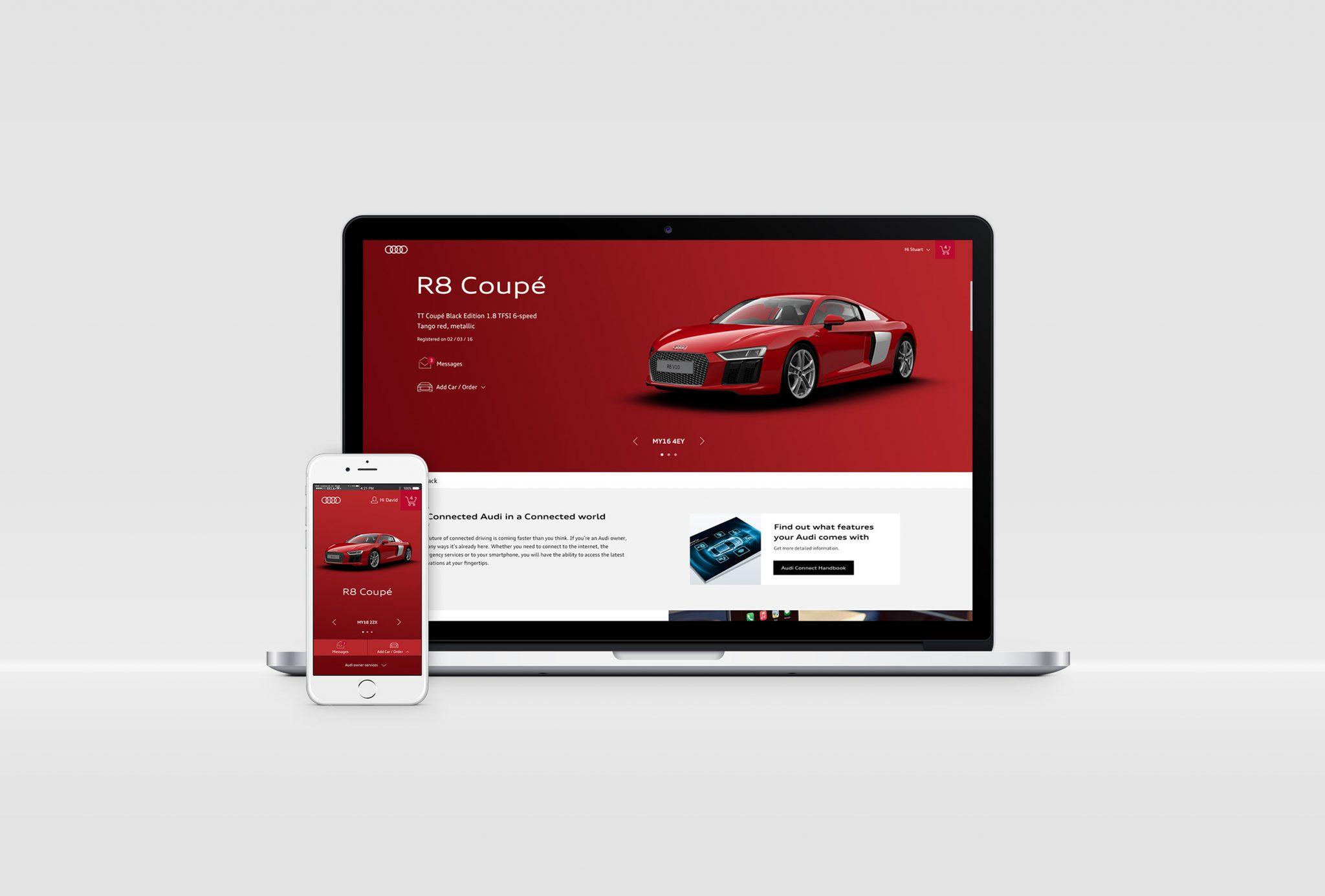 Audi Owners Responsive