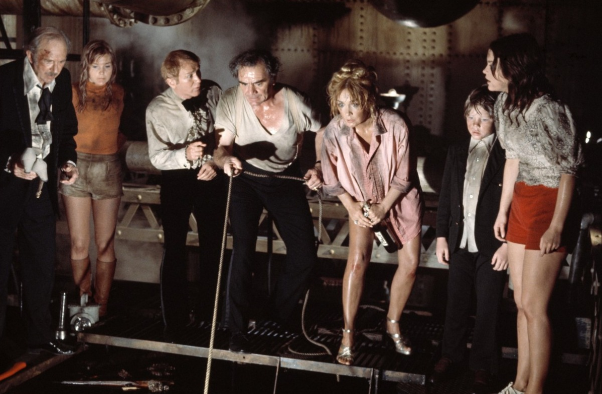 Image result for poseidon adventure hotpants