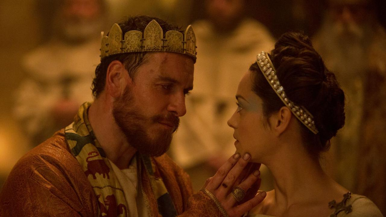 Image result for Macbeth 2015