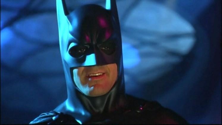 """5. George Clooney  """"Batman&Robin(1999) ile ilgili görsel sonucu"""