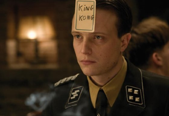 Major Dieter Hellstrom in Inglourious Basterds (2009)