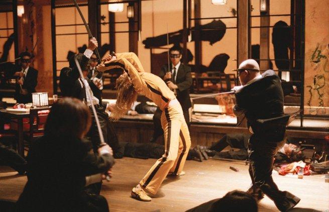"10 Reasons Why ""Kill Bill Vol. 1"" Is Tarantino's Most Rewatchable Film |  Taste Of Cinema - Movie Reviews and Classic Movie Lists"