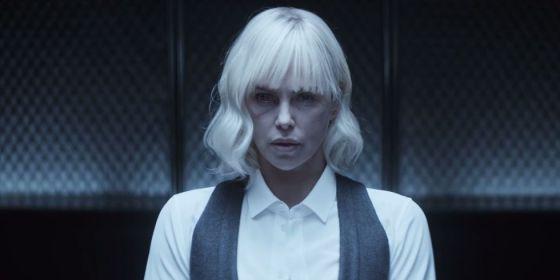 Charlize Theron - Atomic Blonde