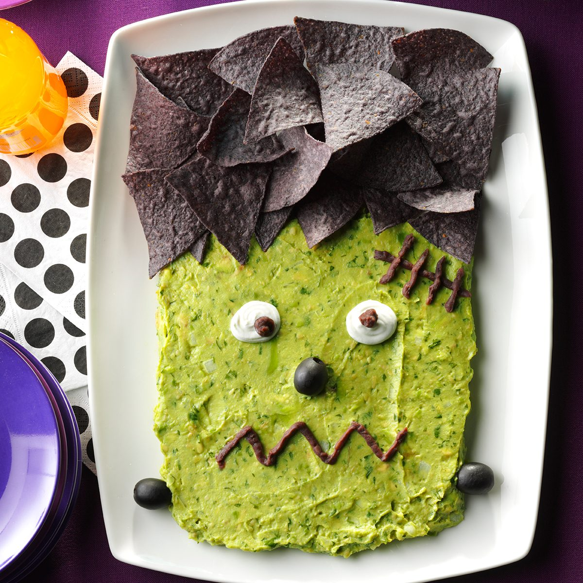 Make these diy halloween masks for the perfect costume. 15 Easy Diy Halloween Ideas For Snacks And Decorations Taste Of Home