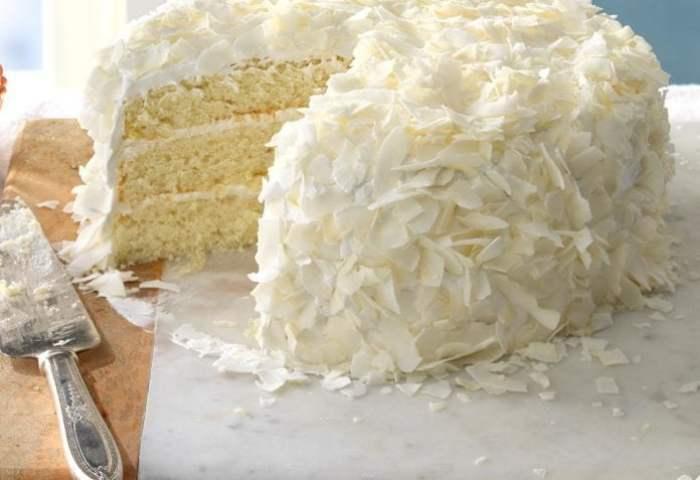 Favorite Coconut Cake Recipe Taste Of Home