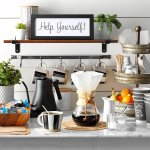 11 Coffee Bar Ideas That Fit Every Style With Photos