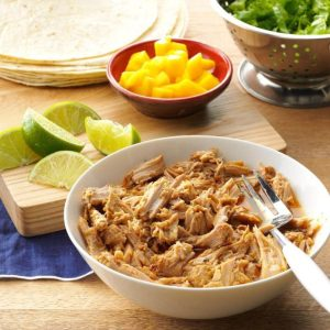 Inspired by: Carnitas from Chipotle