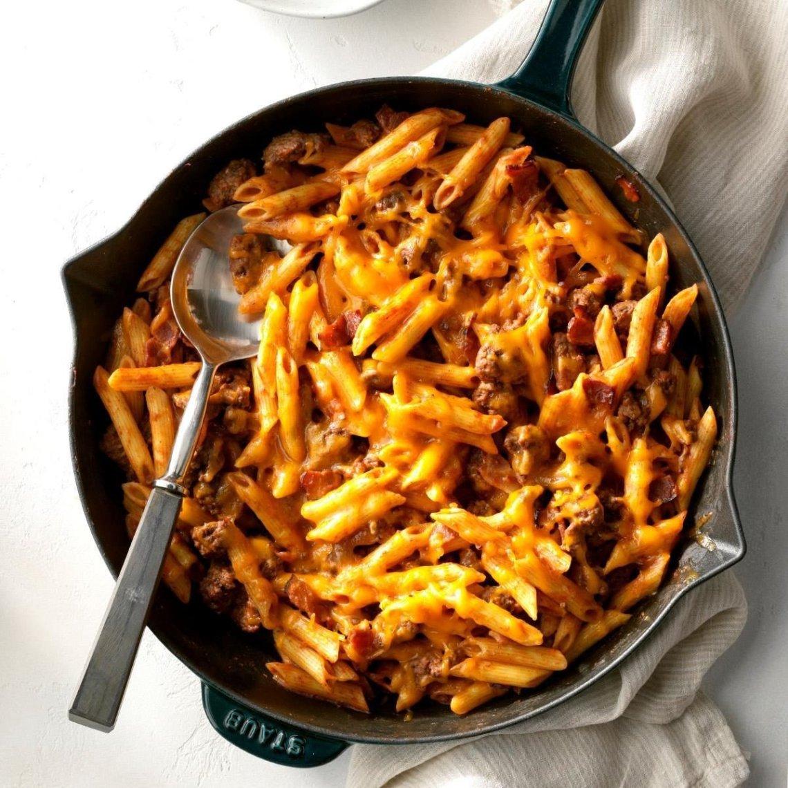 30 Ground Beef Skillet Recipes | Taste of Home