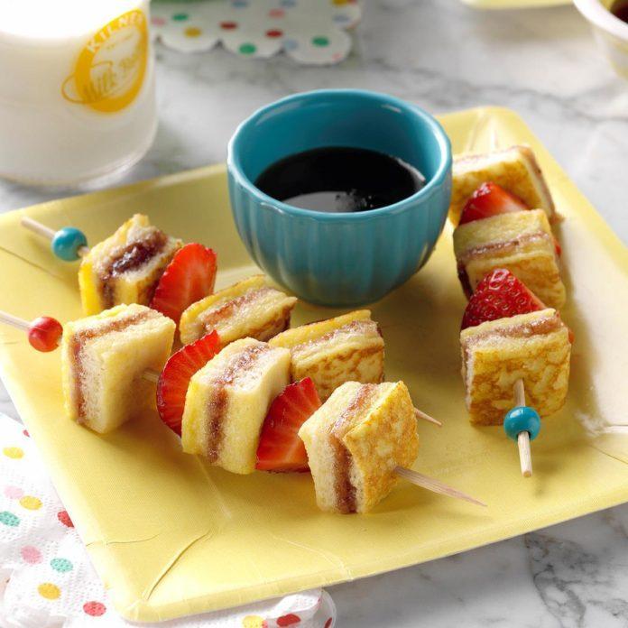 27 Dainty Tea Party Recipes