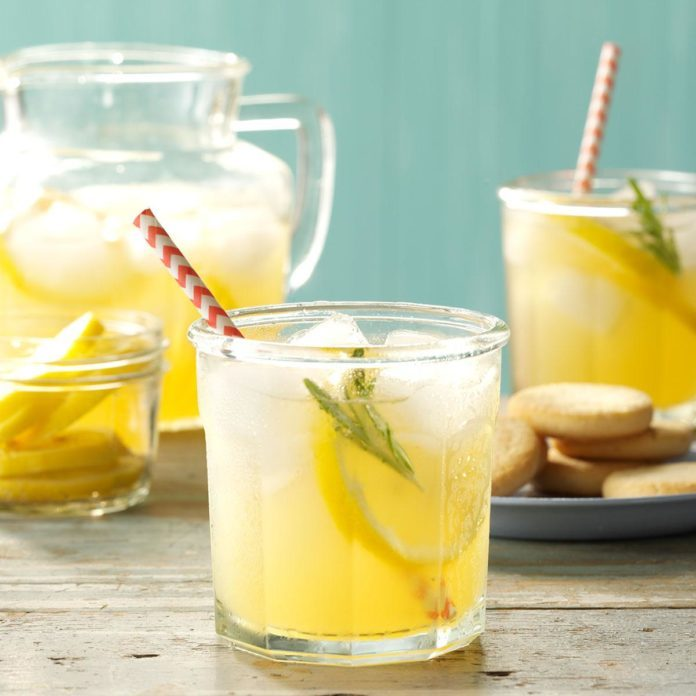 30 Fresh And Fizzy Mocktail Recipes Taste Of Home