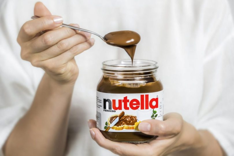Image result for nutella chocolate ingredients