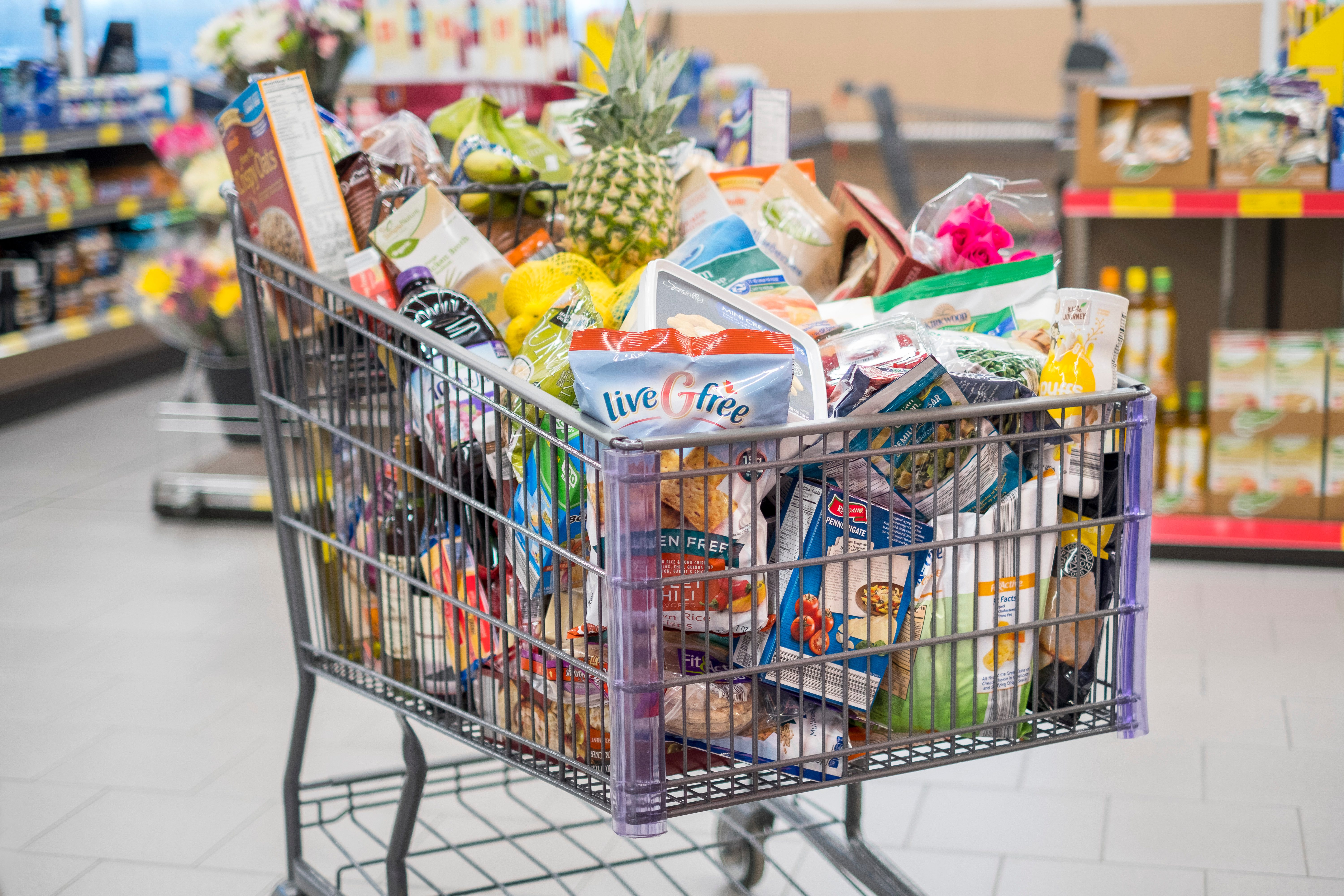 Go Grocery Shopping Online